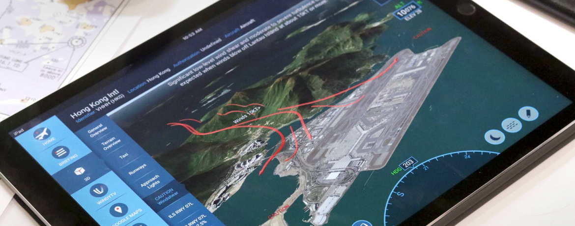 Airport Briefing Software